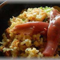 アジアンテイスト炒飯
