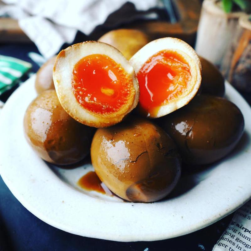 みんなのおうちはどんな味?いろんなソースで漬ける「味付け卵」