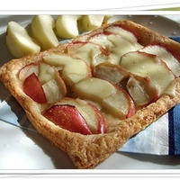 りんごチーズパイ