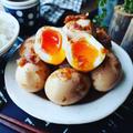 新米の季節がやってきた❤️おかわりがとまらない♪和風梅ポン酢味卵❤️