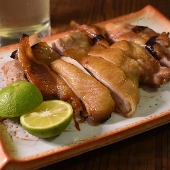 優しい甘さで♪鶏もも肉のはちみつ醤油焼き
