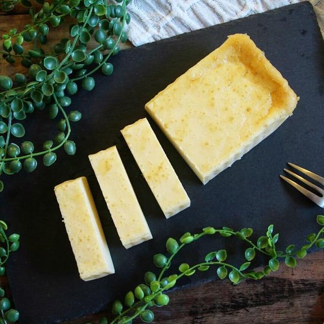 【簡単!オススメ!!】超絶滑らか!豆腐入りチーズテリーヌ