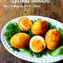 ♡照り焼き卵deスピード煮卵♡【#ゆで卵#フライパン#簡単#時短#節約#味玉】