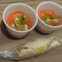 レシピブログさんのイベント☆デルソーレ・キッチン 親子で小麦ごはん教室に参加してきました。