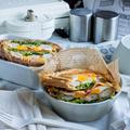 休日の朝&ピクニックにおすすめ【お食事系ホットサンド♪】