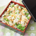 【ラルーン掲載】お花見やピクニックデートに!誰でも作れる春の混ぜごはんレシピ by Ayaccoさん