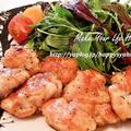 鶏むね肉☆ポン酢焼き by ジャカランダさん