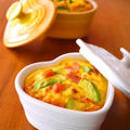 アボカドとベーコンのハートオムレツココット♪バレンタインやおひな祭りに作りたい簡単おもてなしレシピ! by みぃさん