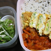 3月12日  鶏肉の ミートソース炒め弁当