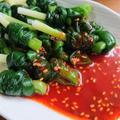 小ねぎのお刺身風、韓国レシピ。イカ巻きも人気♪おつまみ・作り置きおかず