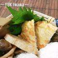 鶏胸肉の塩麹ワイン漬けのピカタ