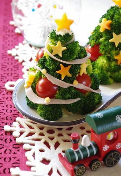 クリスマスにぴったりサラダレシピ!パーティーにも取り入れて♡