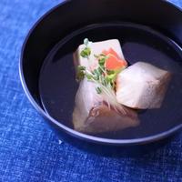 捨てないで!魚の骨と野菜のくずで取る絶品出汁
