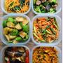 今週の常備菜☆緑とオレンジのオンパレード(笑)と帰省中の離乳食ストック