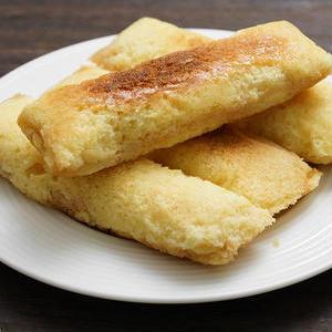 型不要で楽チン♪包んで簡単「ホイルケーキ」を作ってみよう!