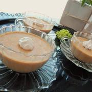 牛乳消費にもおすすめ♪ひんやりスイーツ「紅茶プリン」を作ろう!