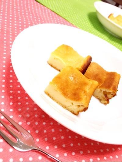 ☆ママおやつ 〜ヨーグルトでチーズケーキ風〜☆
