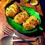 豊菜JIKAN 焼きチーズポテト  簡単 少材料 レンジでチンしてトースタで焼くだけ