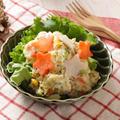 クリスマスにおすすめの彩りきれいなポテトサラダを低カロリーで楽しむコツ