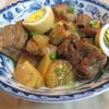 豚の角煮クローブ風味