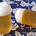材料2つだけ!ビールのようなりんごジュースゼリー(動画レシピ)