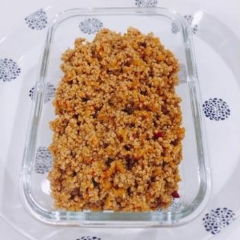 鍋ひとつで作るピリ辛ヘルシーな台湾ミンチ