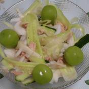 きゅうりと玉ねぎのさっぱりツナサラダ