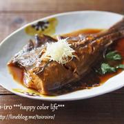 我が家の魚の煮付け(カレイ・鯛・タラ等)