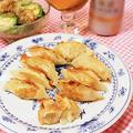 チーズがトロリ~パリパリポテトサラダ餃子