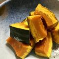 かぼちゃの直炊き と 栃木のお土産