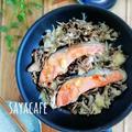【15分晩ごはん】鮭ときのこのチーズ焼き♪【#簡単#時短】