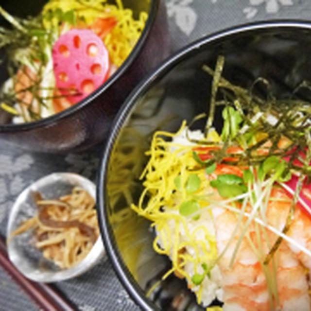 """五目寿司""""「和食」の日"""
