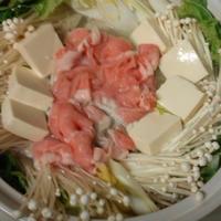 モランボン鍋セット「PREMIUM」☆水炊き