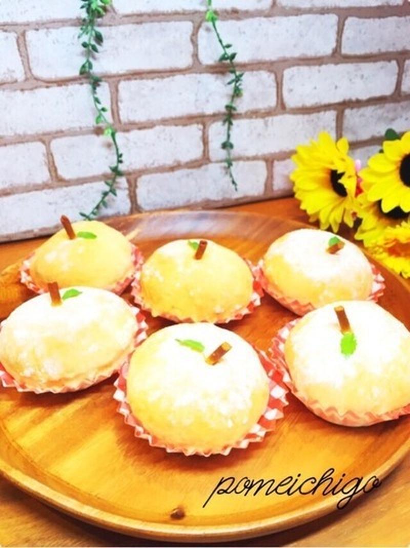 ホットケーキミックスで作れる!発酵不要「簡単りんごパン」5選