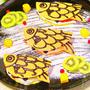 子どもの日ホットケーキミックスHMで簡単お菓子♪野菜のカラフル鯉のぼりパンケーキ♡