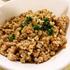 うん!やっぱりお肉みたい♪高野豆腐のそぼろレシピ