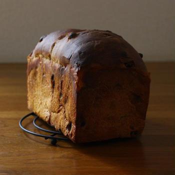 黒糖ぶどう食パン