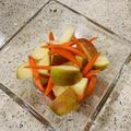 りんごと人参のサラダ