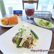 焼き立てパン食べ放題ランチ☆ベーカリーレストラン サンマルク