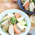 さっぱりヘルシー☆鶏むね肉とグレープフルーツのサラダ by kaana57さん