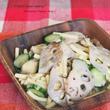 カルボ マカロニ サラダ