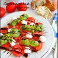 焼き立てリュスと カプレーゼサラダ**Caprese salad by hannoahさん