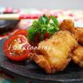 鶏胸肉の塩麹フライドチキン by snowさん