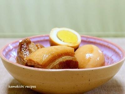 ストウブ鍋で柔らか「豚の角煮」&あっさりと「汁だくあさり丼」