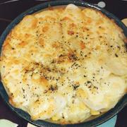 子供も大好き!トースターで簡単!じゃがいもチーズ焼き #コーン #今回はトック入り #お弁当 by ゆんママさん