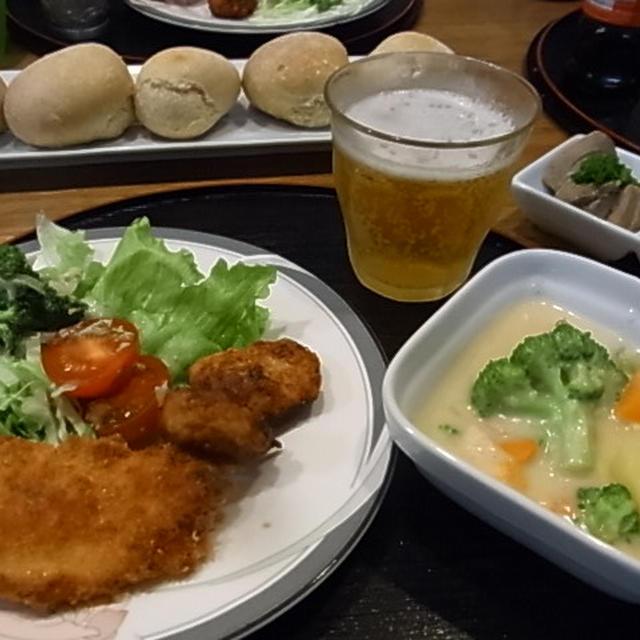 おうちでチキンナゲット (miso)