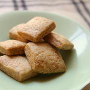 卵・バターなし~懐かしいメープルクッキー