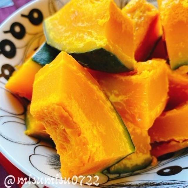 お砂糖なしの塩かぼちゃ【南瓜の塩煮】(動画レシピ)/Salted pumpkin.