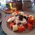 おうちで作ろう!バリ島のワルンのチョットおしゃれなフルーツメニュー