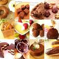 チョコレートを使ったお菓子レシピ一覧/面白い形のチョコレート/バレンタイン